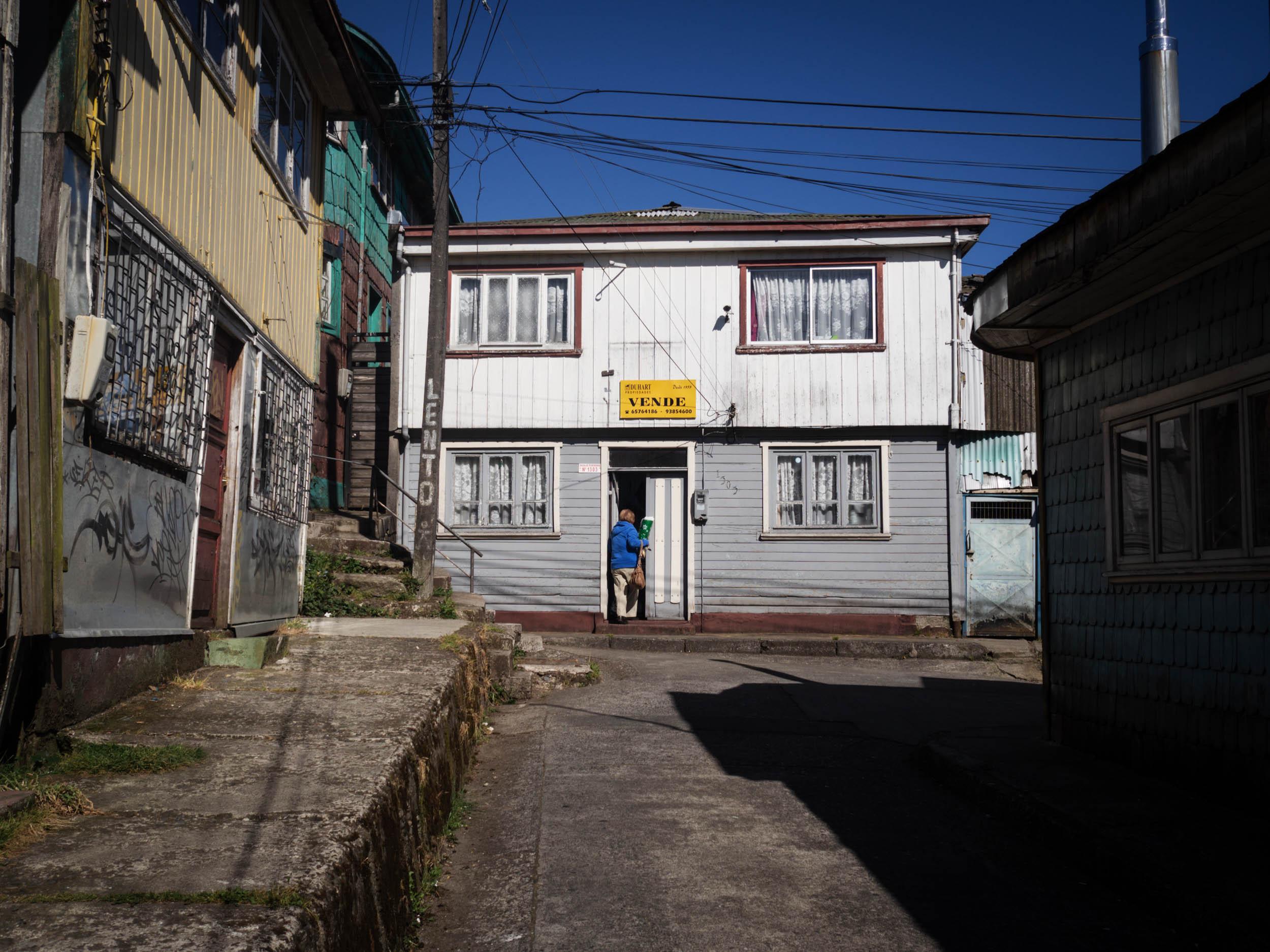 Rosa's house